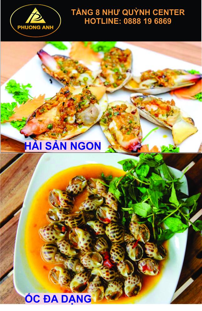 Nhà hàng Phương Anh - Tầng 8 Như Quỳnh center